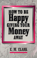 How to be Happy Giving Your Money Away